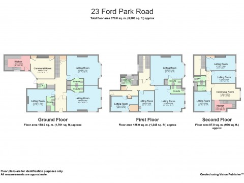 Ford Park Road, Mutley, Plymouth : Floorplan 1