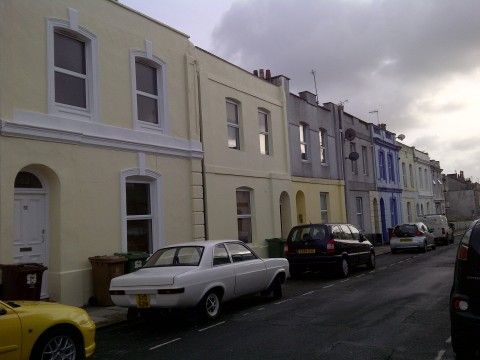 Penrose Street , City Centre, Plymouth
