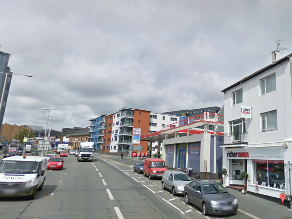 Exeter Street, Near Cookworthy, Plymouth : Image 8
