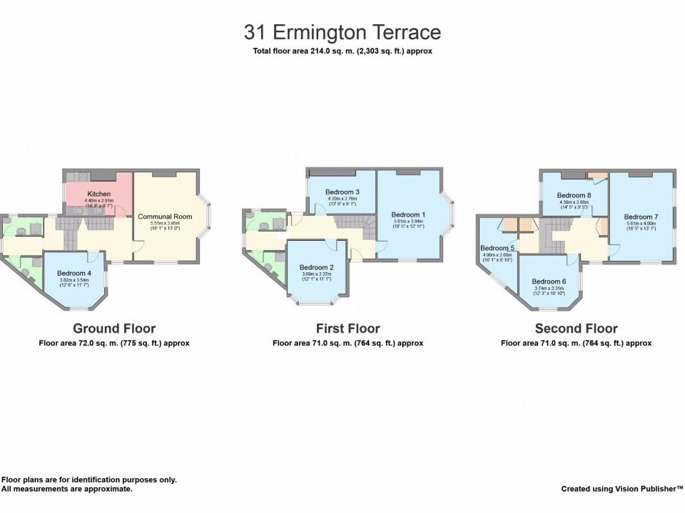 Ermington Terrace, Mutley, Plymouth : Image 12